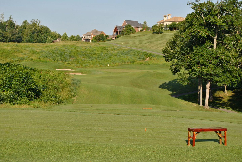 Blackthorn Club at The Ridges in Jonesboro, Tennessee, USA | Golf