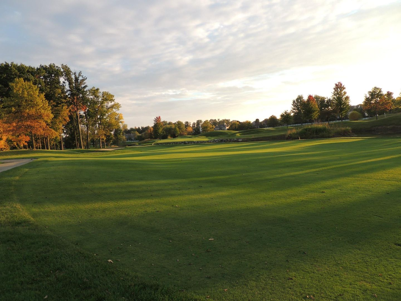 Heritage Golf Club in Hilliard Ohio