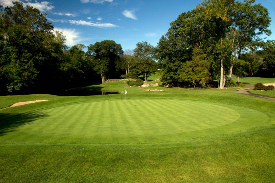 Westchester Hills Golf Club in White Plains, New York, USA