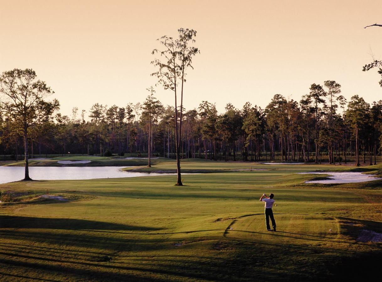 Indian Wells Golf Course in Surfside Beach, South Carolina, USA ...