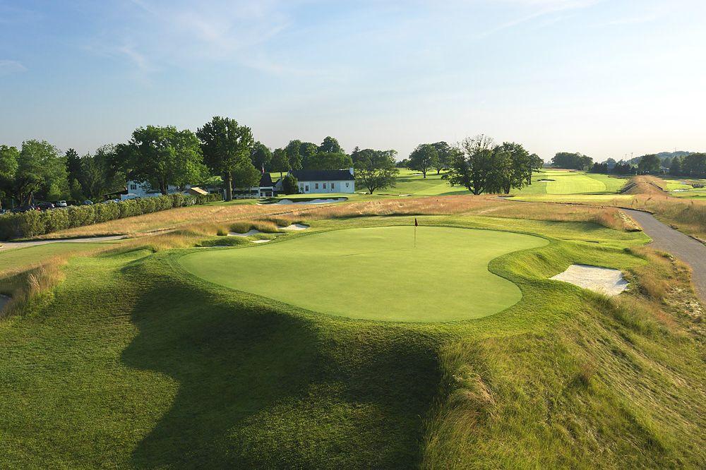 Wissahickon Golf Course at Philadelphia Cricket Club in Flourtown,  Pennsylvania, USA | Golf Advisor
