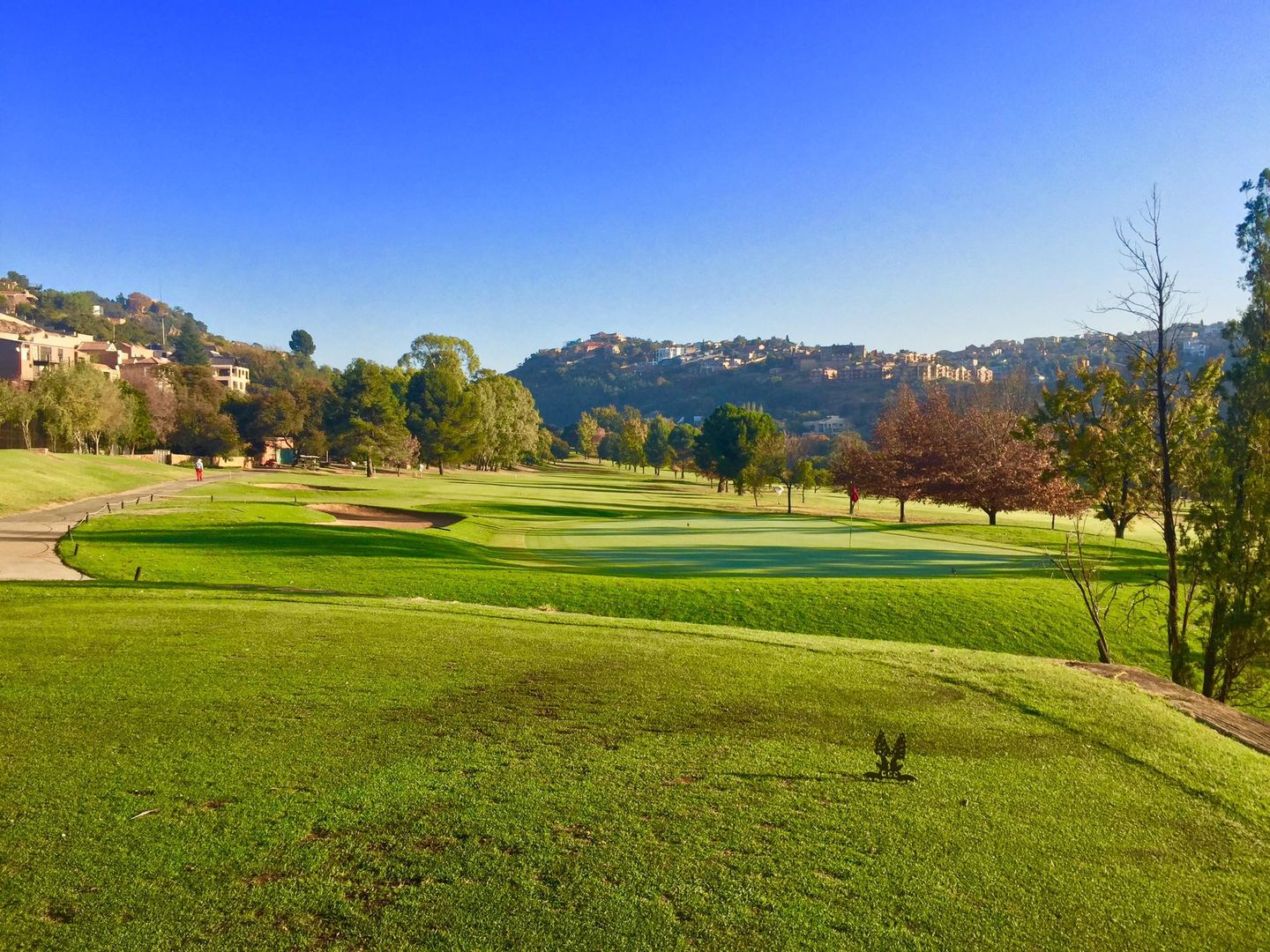 Crown Mines Golf Club In Melville Johannesburg South Africa Golf Advisor