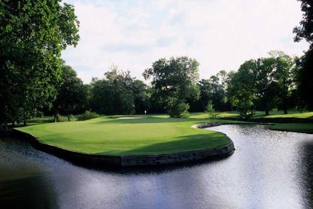 The Clubs of Prestonwood - The Creek in Dallas, Texas, USA
