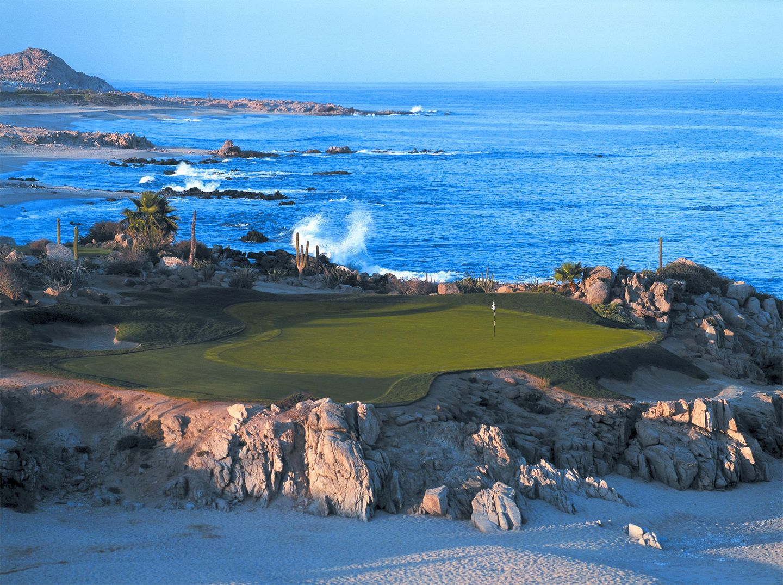 Cabo del Sol golf