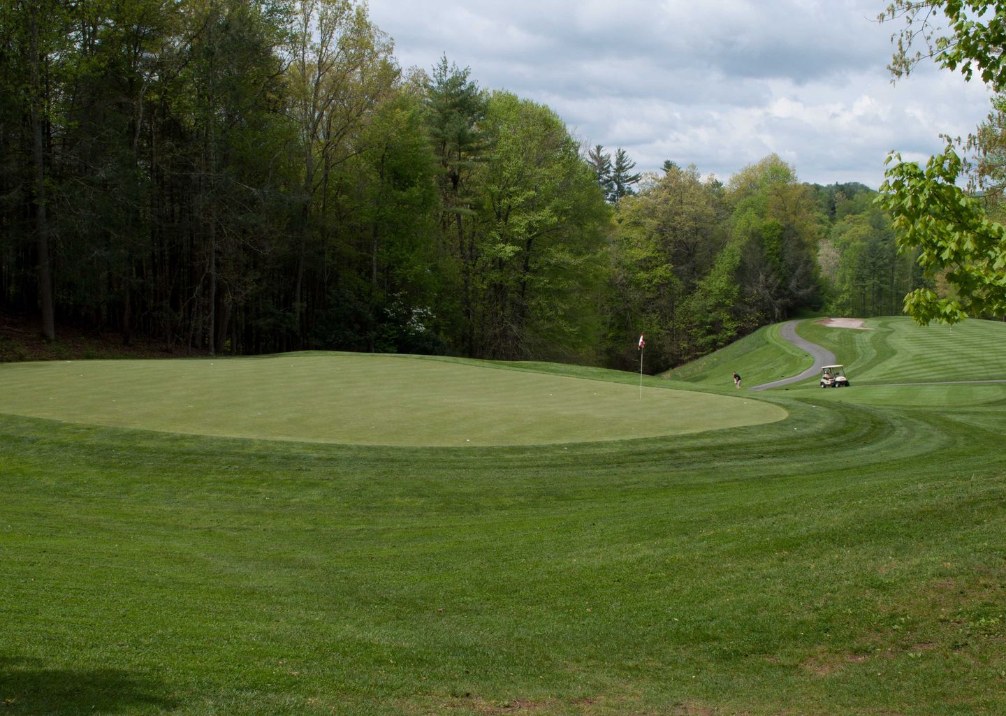 redtail mountain golf club in mountain city, tennessee, usa | golf