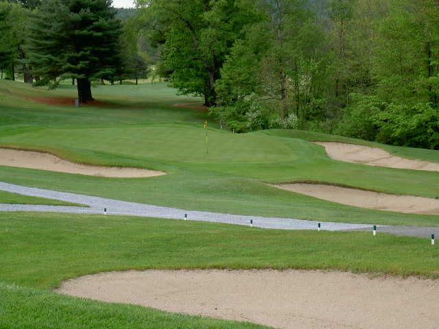 Wahconah Country Club in Dalton, Massachusetts, USA   Golf